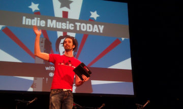 Indie Music TODAY at 140 Characters 2012