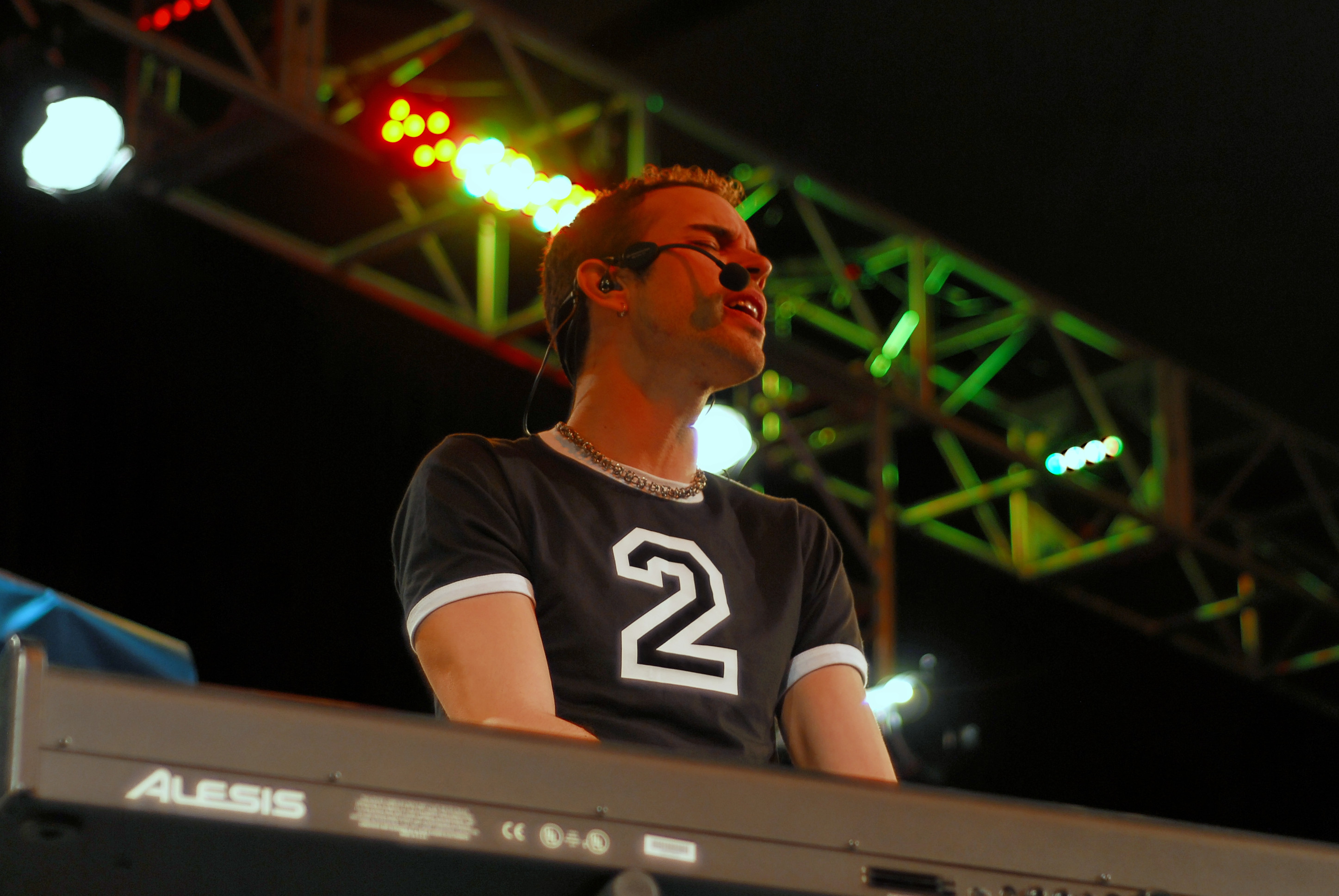 On Stage at FC 2013