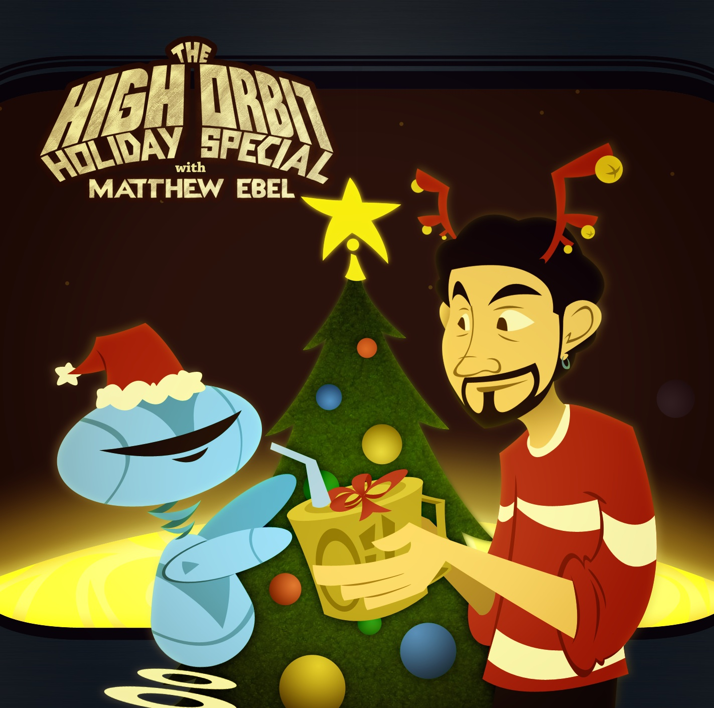 The High Orbit Holiday Special