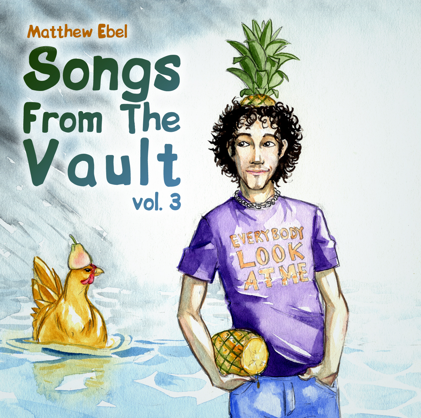 Songs from the Vault, Vol. 3