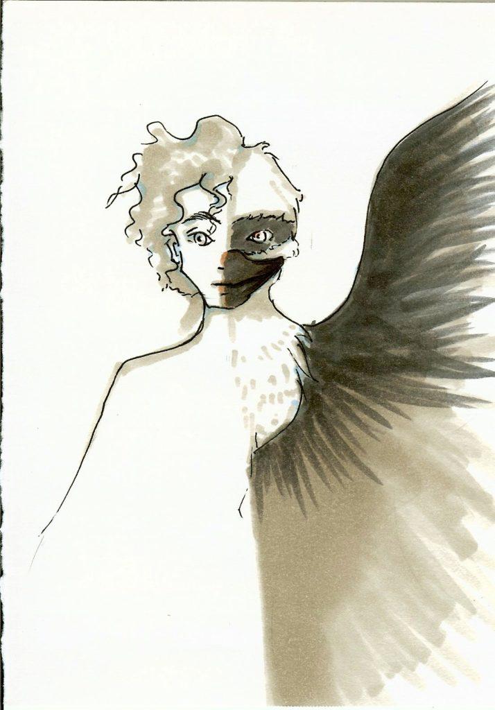 Art by Hanna Sakai